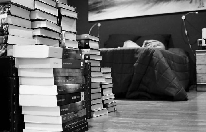 Libros, Libro, Lectura, Literatura, Cama, Leer