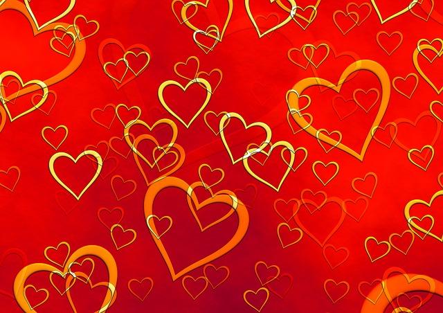 Coeur Amour DAmour En Forme Image Gratuite Sur Pixabay