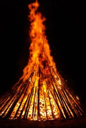 Feuer, Flammen, Glut, Glühen, Heiß, Hitze, Brennen