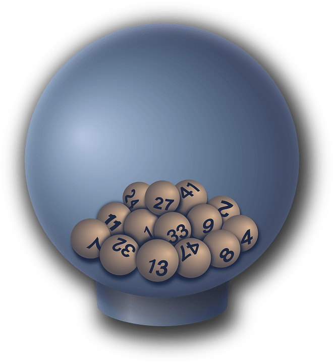Lottery Lotto Sphere Free Vector Graphic On Pixabay