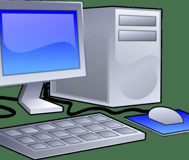 Workstation Computer Office Desktop