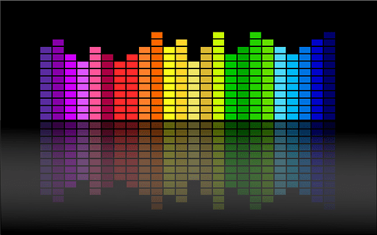 Equalizer, Beat, Dance, Fiesta