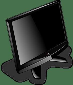 Tv, Televisión, Monitor, Pantalla Plana