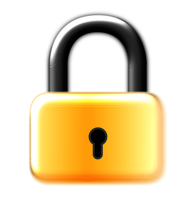 Free Vector Graphic Padlock Lock Locked Admin Free