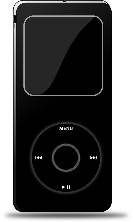 Free Vector Graphic Mp3 Player Ipod Mp3 Music Songs