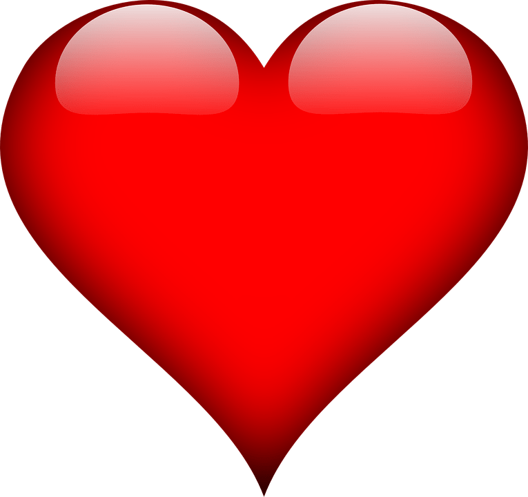 Download Heart Love Red - Free vector graphic on Pixabay
