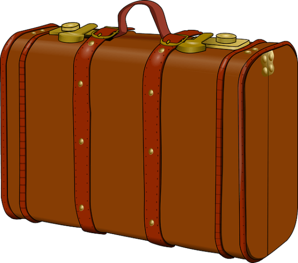 Suitcase Old Travel · Free vector graphic on Pixabay