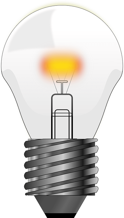 Bulb Light Lamp Free Vector Graphic On Pixabay