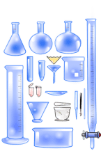 Chemistry, Equipment, Glassware, Flasks