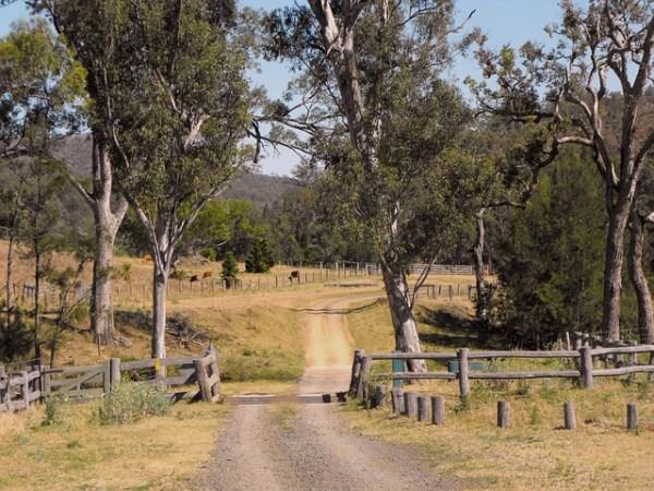 Free photo Australia Queensland Country Road Free