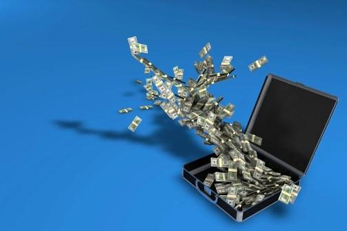 Money Case, Wealth, Finance, Market, Business, Payment
