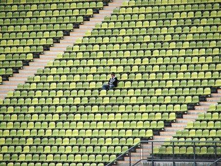 Estádio, Futebol, Espectadores