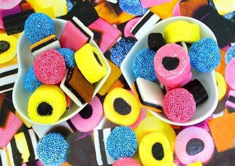 licorise candy