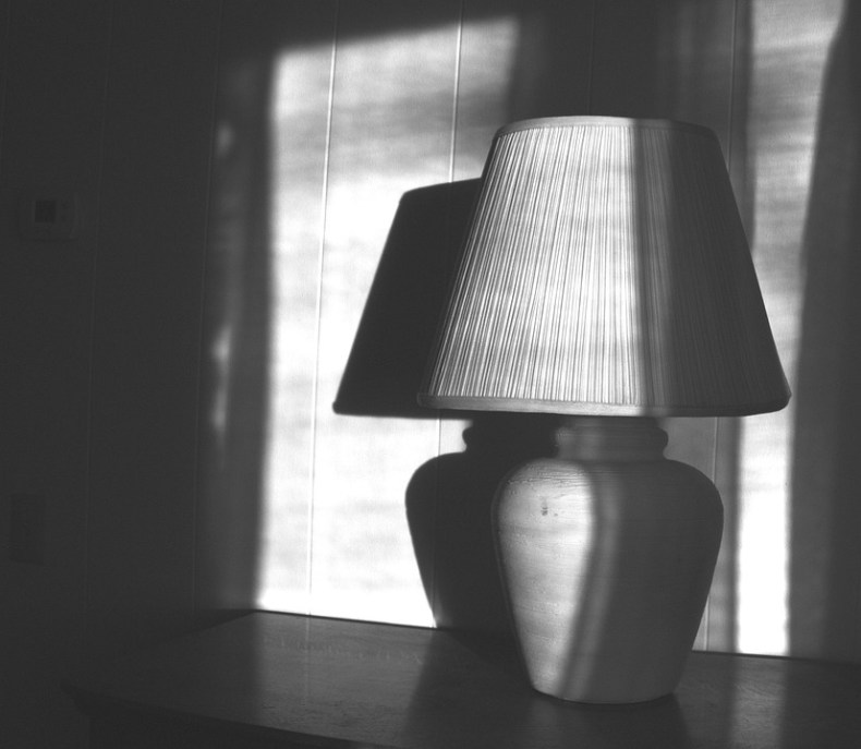 Lâmpada, Luz, Home, Abajur, Sombras, Iluminação