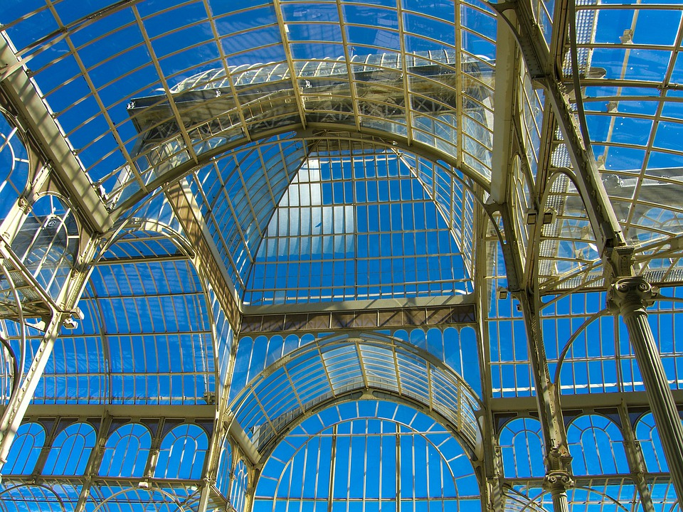 Free Photo Sky Palace Glass Architecture Free Image