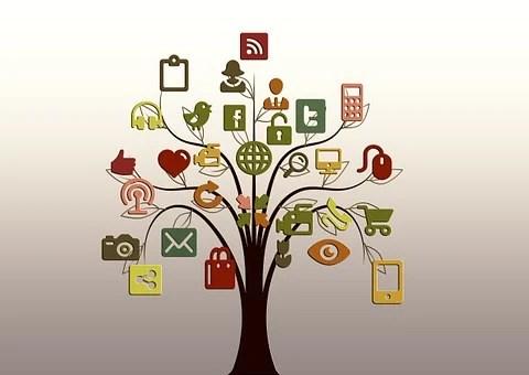 木, 構造, ネットワーク, インターネット, 社会, 社会的ネットワーク