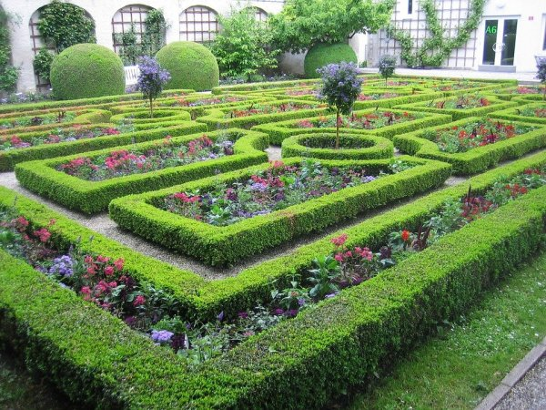 labyrinth flower garden designs Free photo: Garden, Labyrinth, Hedges - Free Image on