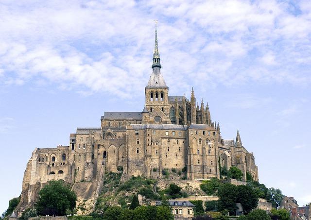 Mont Saint Michel Free Photo On Pixabay