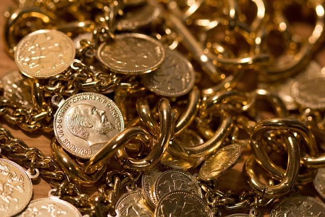 Gold Treasure Rich 183 Free Photo On Pixabay