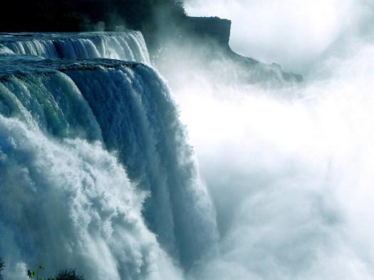 Niagara Falls, Cascata, Alimentazione Dell'Acqua, Acqua