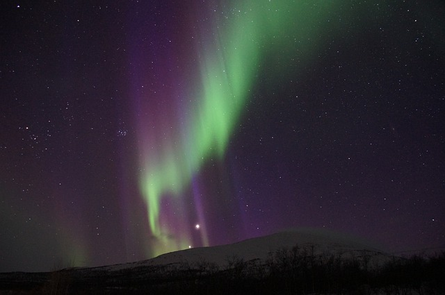 Northern Lights Iceland March