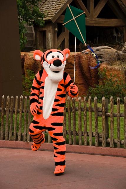 Walt Disney Tigger Tiger Free Photo On Pixabay