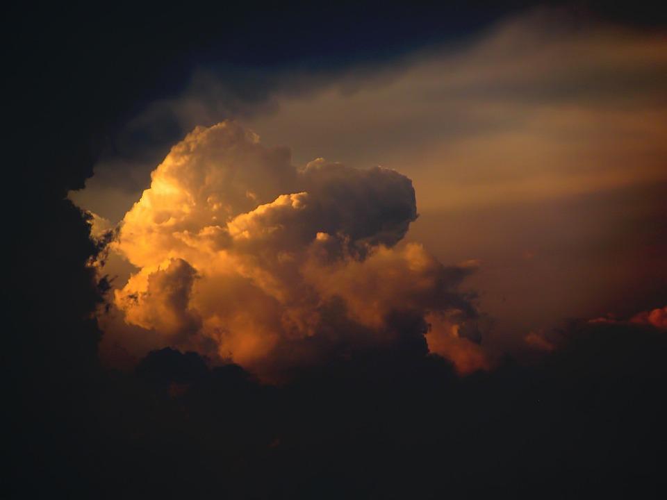 Cumulonimbus Cloud Clouds Free Photo On Pixabay