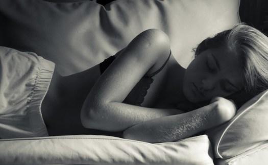 Sonno, Dormire, Resto, Siesta, Pan, Bianco E Nero