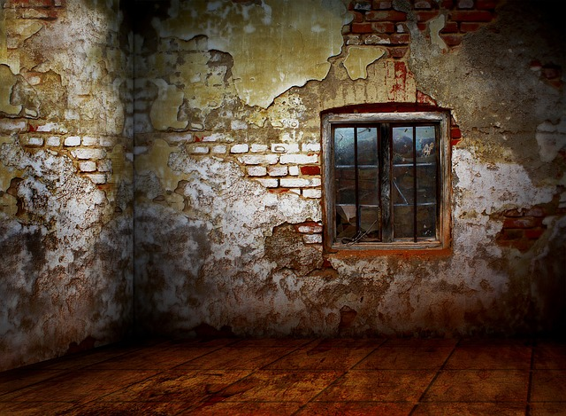 Hauswand Old Run Down Free Photo On Pixabay