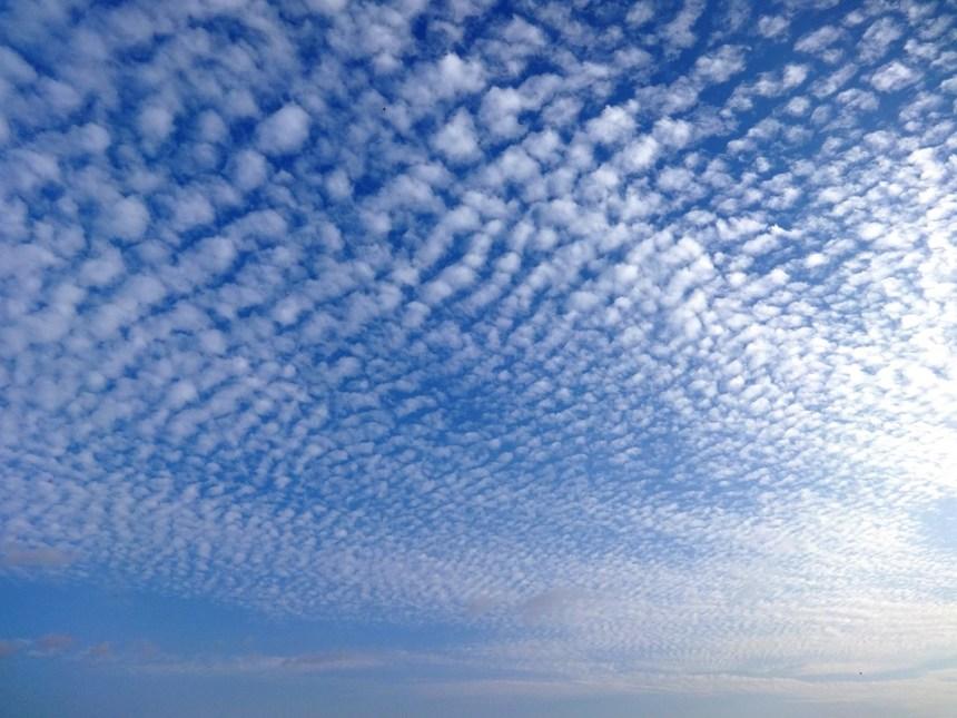 Cielo, Nuvole, Cirri, All'Aperto, Scenico, Tranquillo