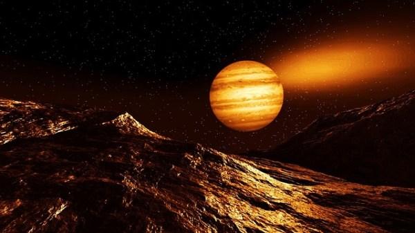 Free illustration Universe Planets Space Jupiter