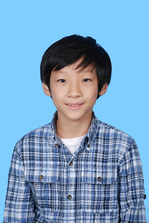 Boy Portrait Kid Free Photo On Pixabay