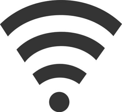 Wlan, Signal, Black, Wireless, Network, Connection