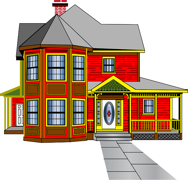 House Colonial Architecture Free Vector Graphic On Pixabay
