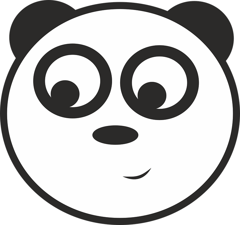 Panda Animal Zoo Free Vector Graphic On Pixabay