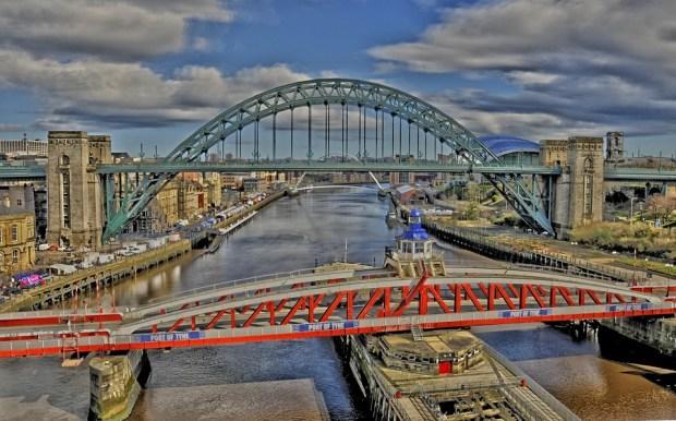 Newcastle Tyneside Tyne Bridge - Free photo on Pixabay