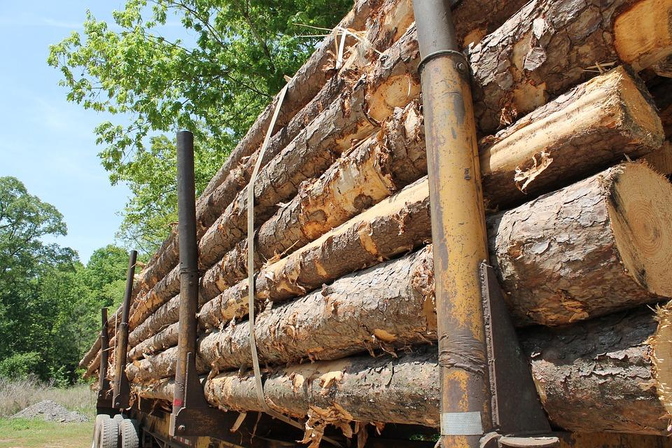 Lumber Trailer Wood · Free Photo On Pixabay