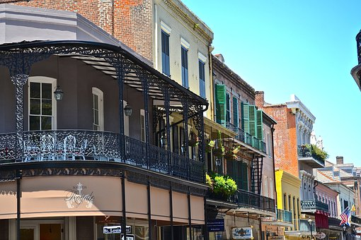 New Orleans, City, Skyline, Architecture