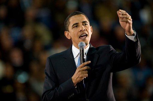 Obama, Barack Obama, President, Man