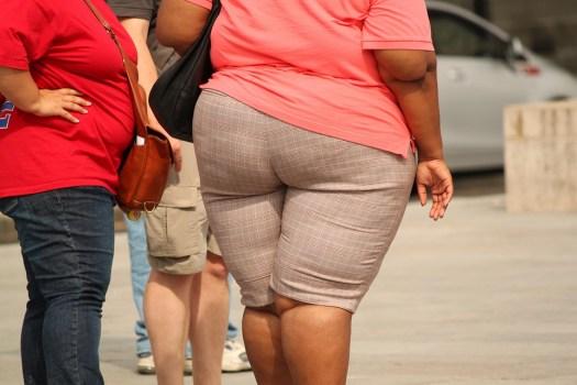 Di Spessore, Sovrappeso, Obesità, Peso, Deformi
