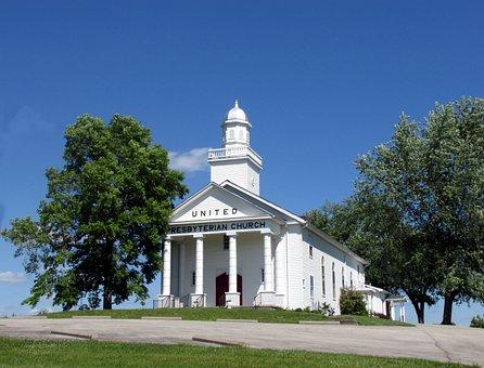 Presbyterian Church, Kirche, Ländlich