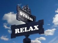 Stress, Ontspanning, Ontspannen, Word, Spanning