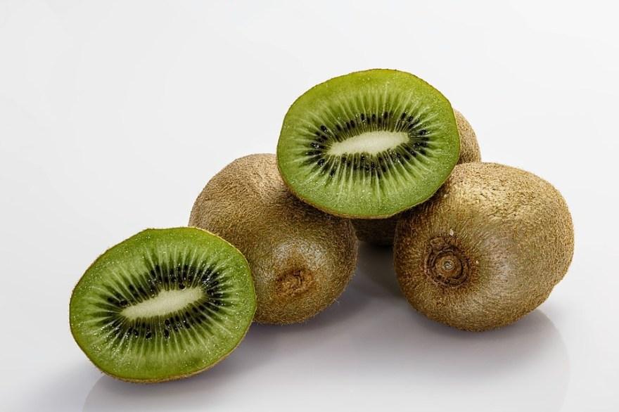 Fruta rica em vitaminas