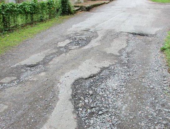 Road, Damage, Repair, Danger, Broken