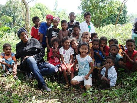 Kids, Children, Philippines, Happy