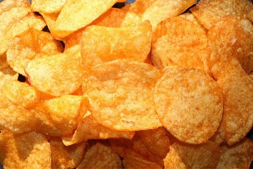 Chips Potato Chips Unhealthy