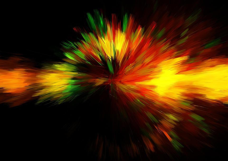 Big Bang Armageddon Explosion Free Image On Pixabay