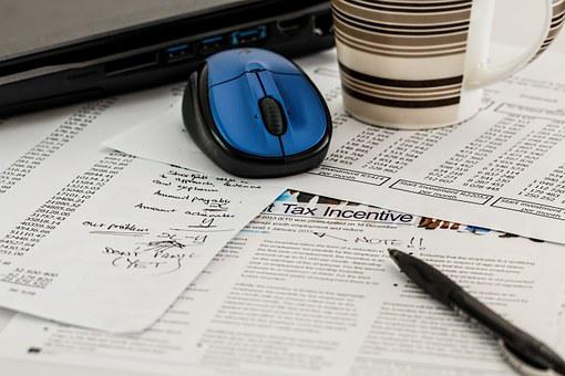 Tax, Forms, Income, Business, Paperwork