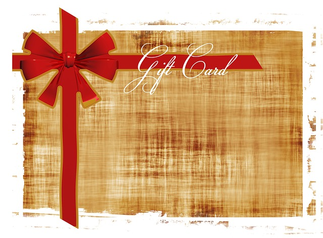 Free Illustration Gift Coupon Loop Parchment Old