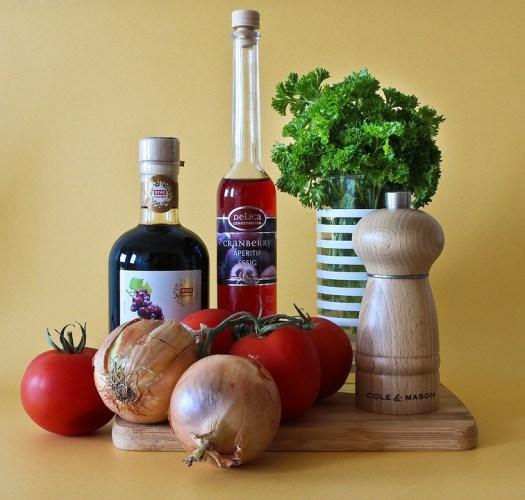 Mangiare, Alimentari, Verdure, Cipolle, Sano, Aceto